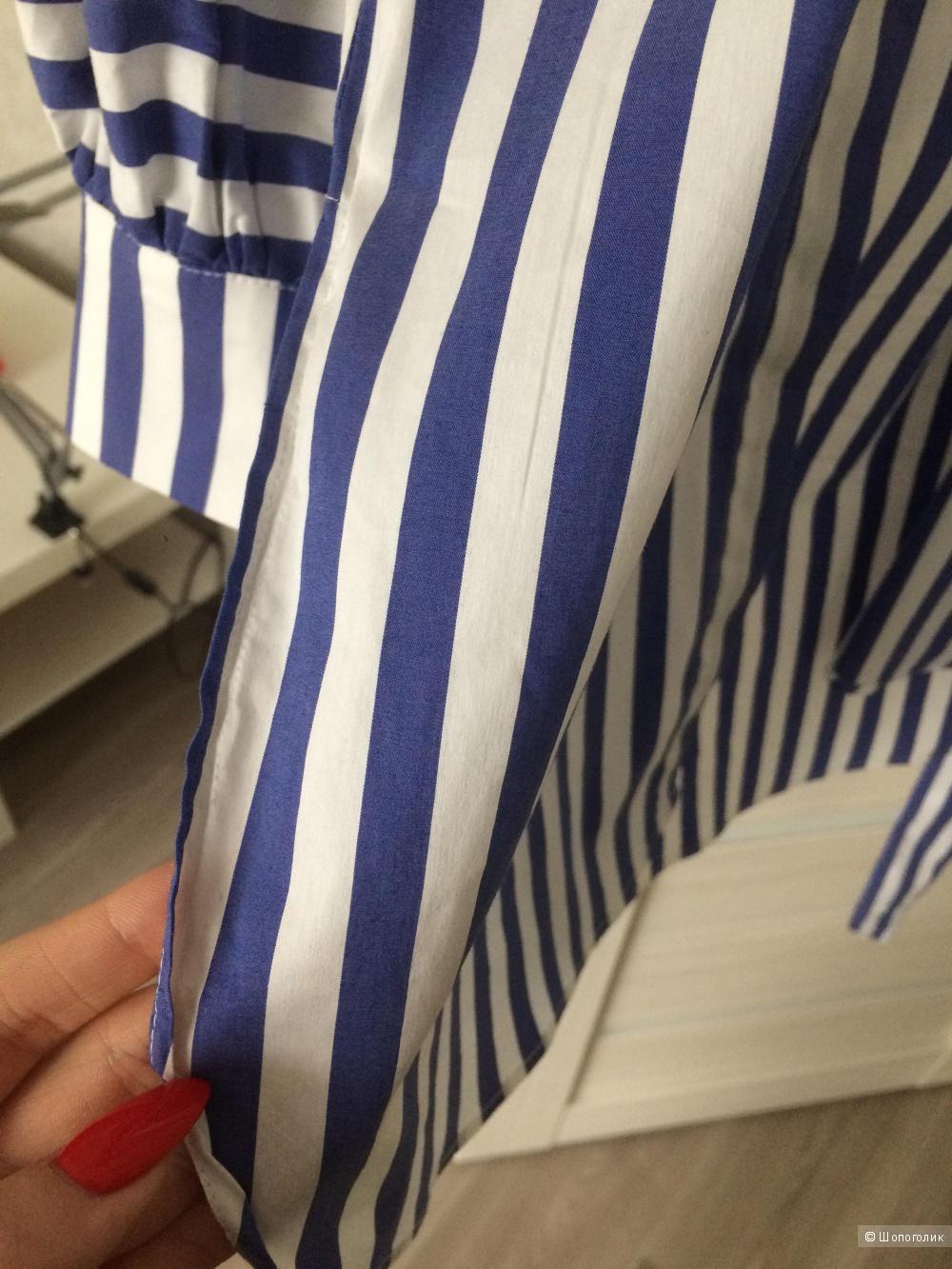 Рубашка-платье Zara, размер M