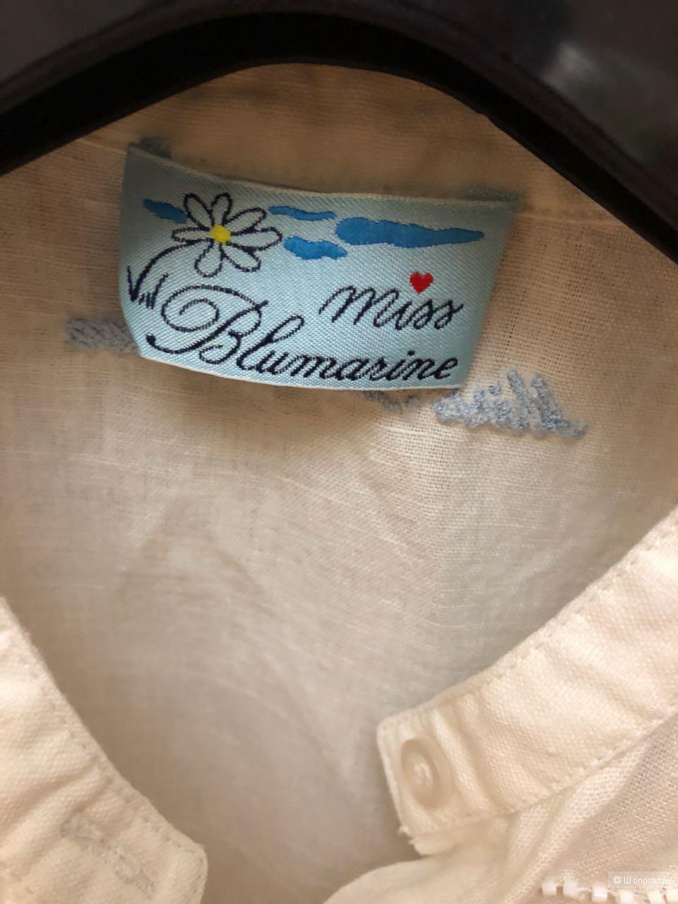 Блузка Miss Blumarine 44 RU