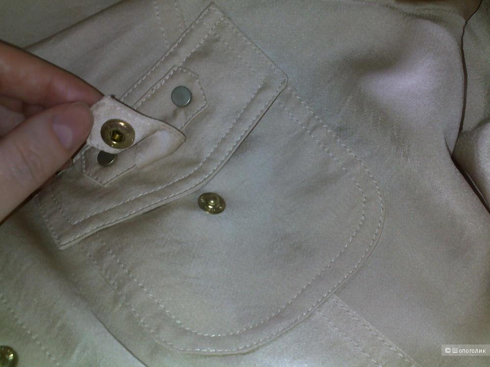 Платье-рубашка бренда Gerry Weber/ TAIFUN, размер 36 (poc. 42)