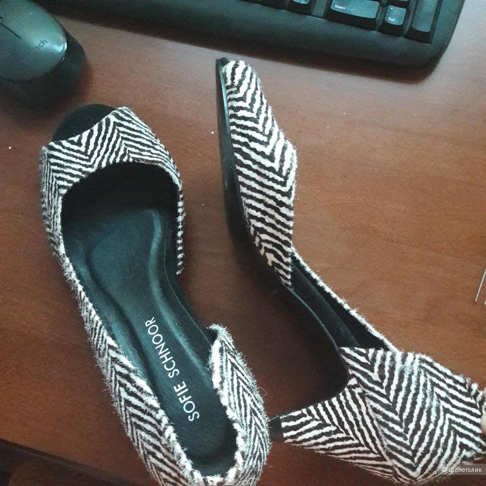 Босоножки туфли  Sofie Schnoor 40 размера