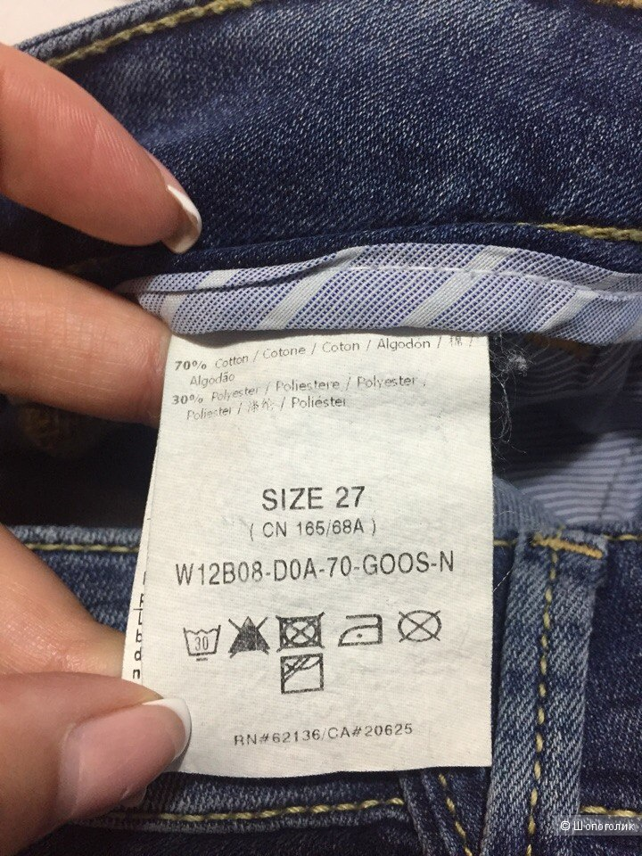 Джинсы Guess 27 размер
