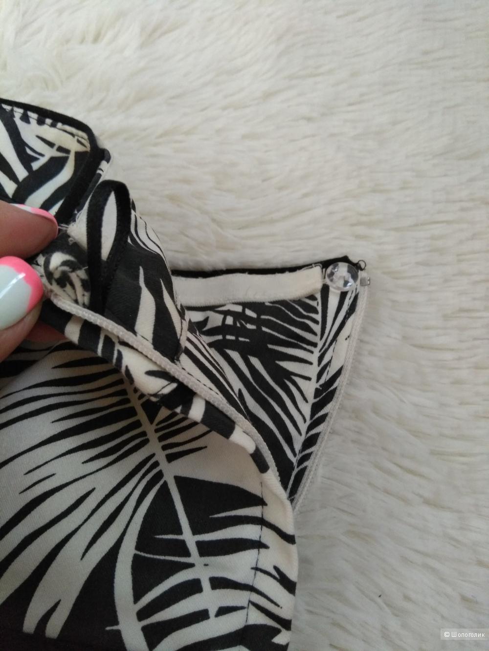 "Платье-бюстье ""H&M"" размер  42-44"