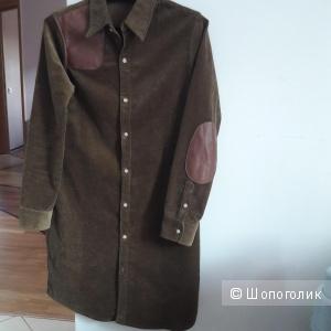 Плащ -рубашка Ralph Lauren 10 Us размера