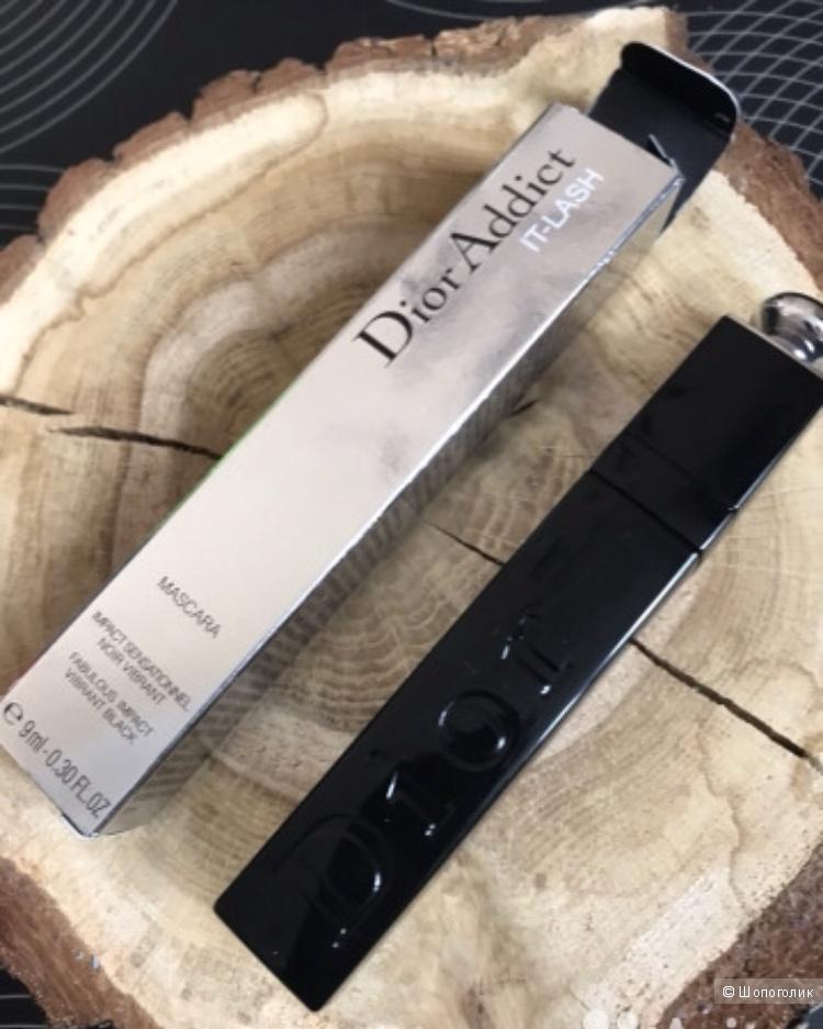Тушь Dior addict 092 Черная