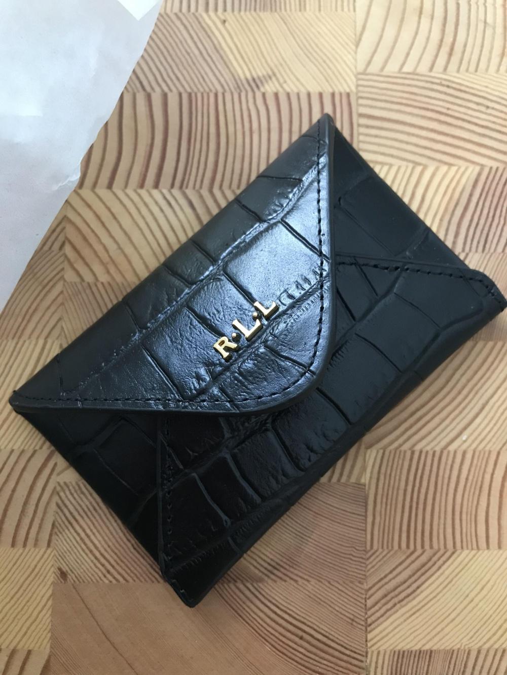 Кошелёк для карточек Ralph Lauren, размер one size