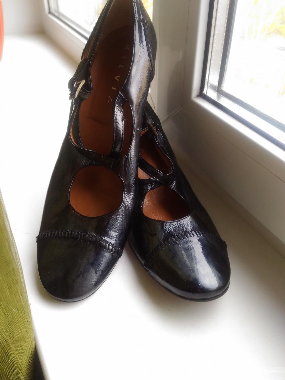Туфли, SILVIA, , ,40