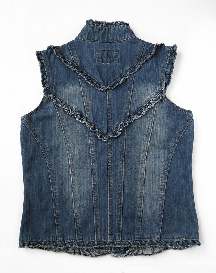 Джинсовый жилет Miss Posh jeans 10UK