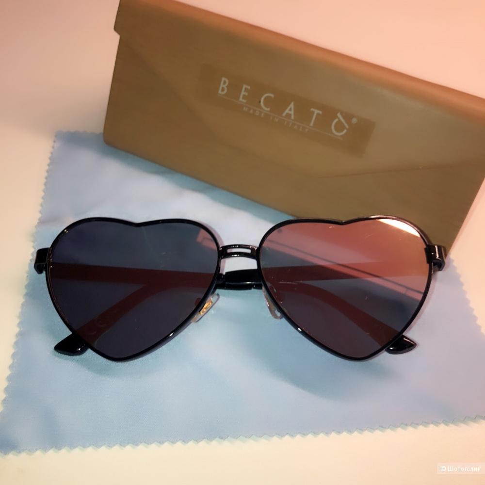 Очки солнечные becato