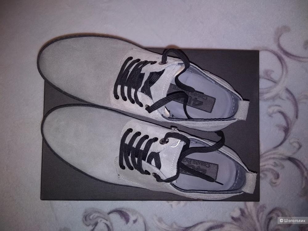 Ботинки CESARE PACIOTTI 4US, размер 42 на 43 (28,5см)