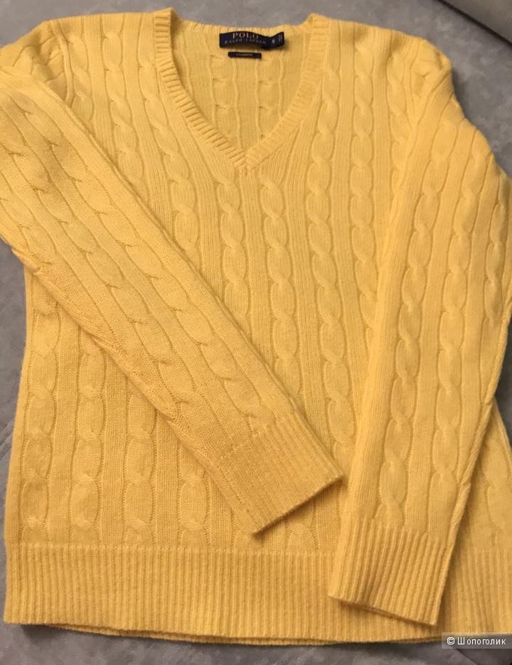 Кашемировый свитер Ralph Lauren, размер S