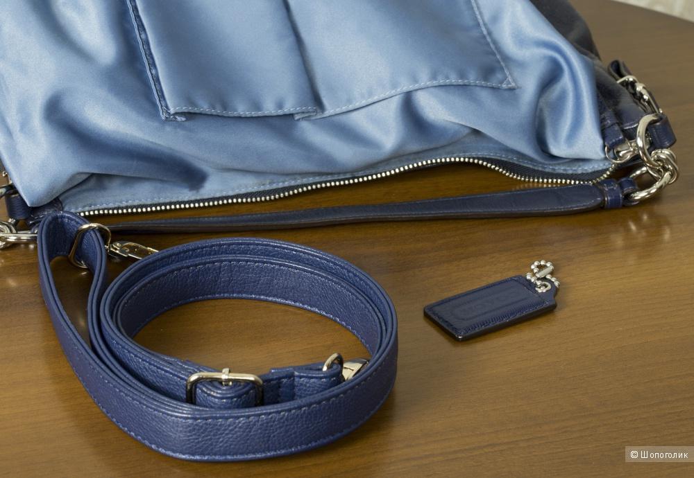 Coach - женская сумка-хобо, medium.