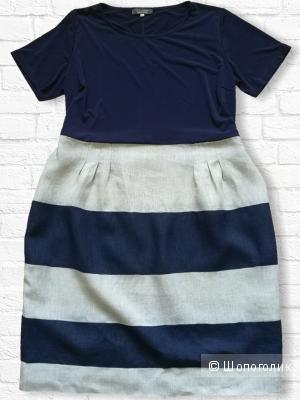Платье-миди. Etichetta. 50/52