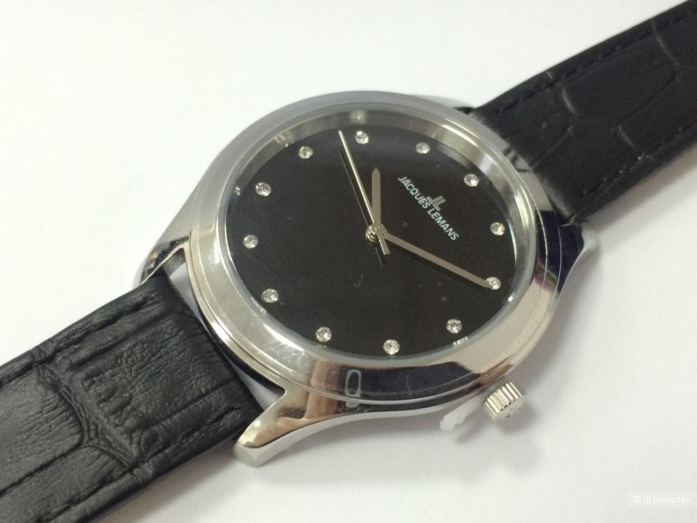Часы Jacques Lemans со сваровски