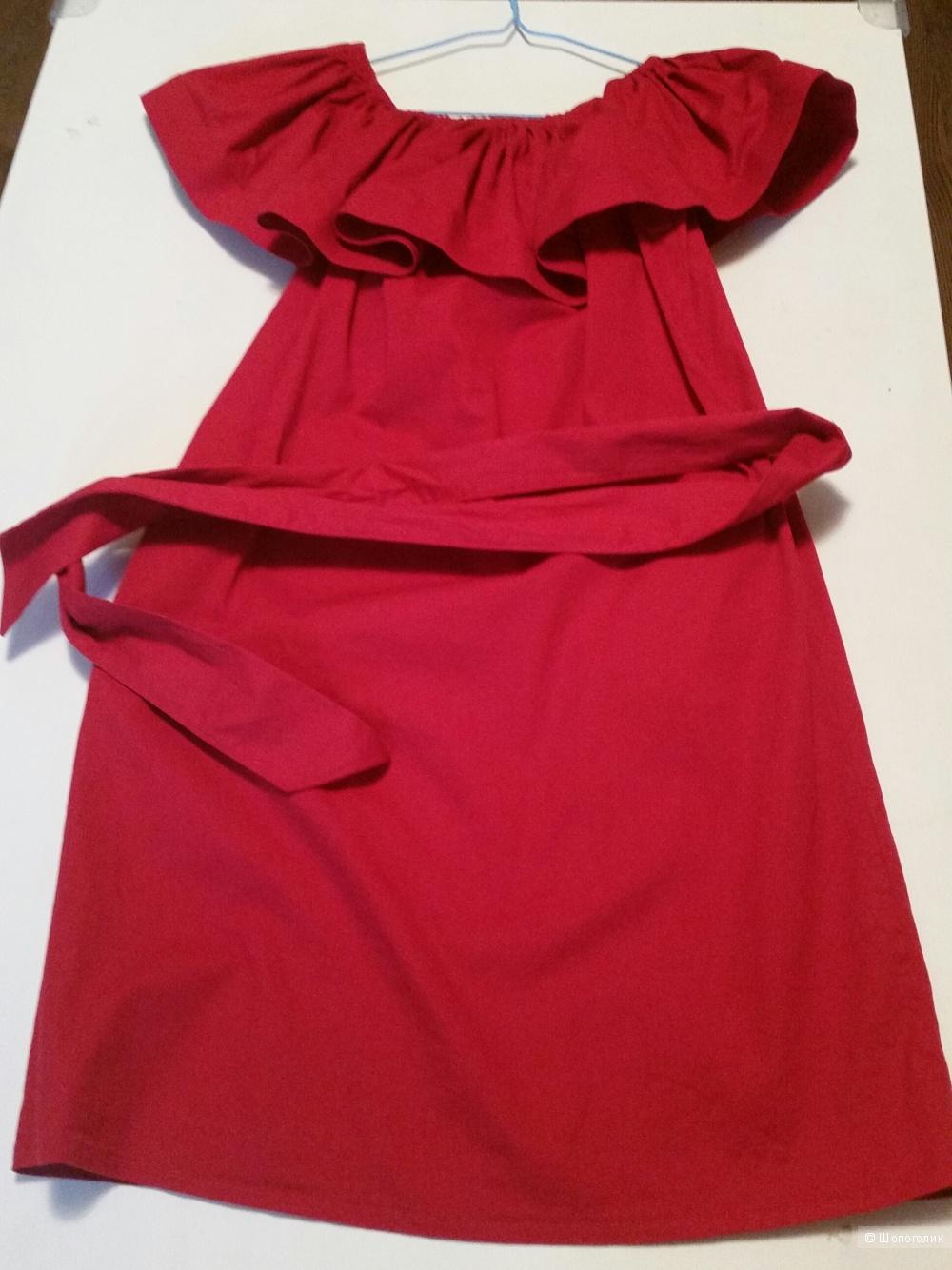 Летнее платье no name 42-44 размер