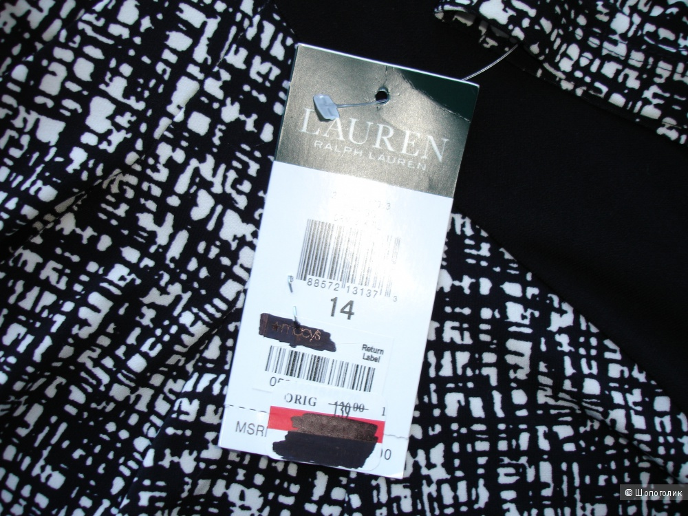 Платье Ralph Lauren, размер US 14 (рос 50-54)