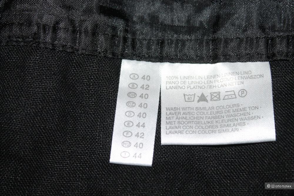 Льняная юбка Yessica, размер нем. 40