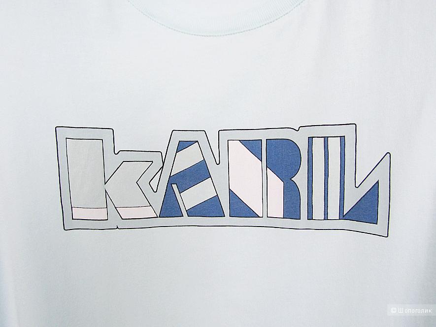 Футболка Karl Lagerfeld размер 46
