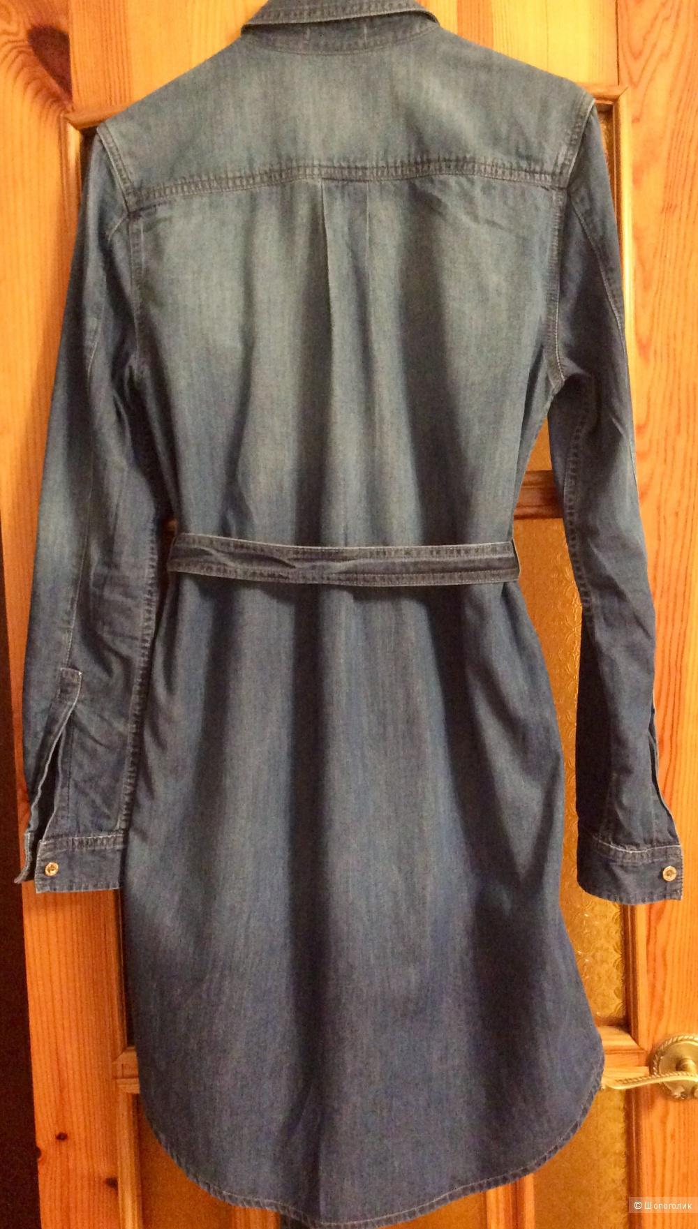 Платье -рубашка Juicy Couture размер 42-44