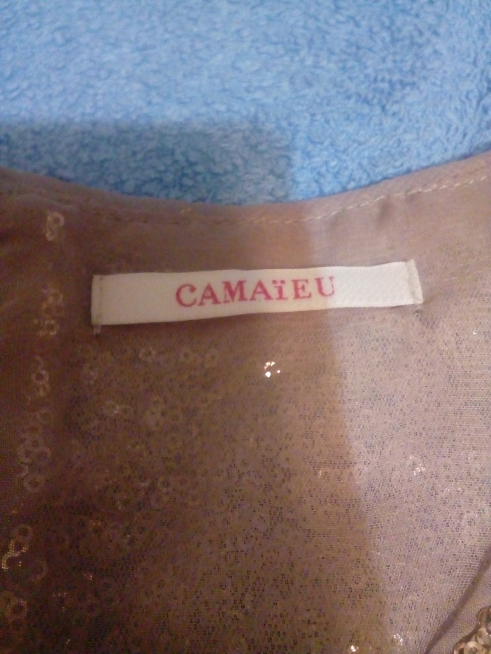 Блузка-топ. Camaieu. Р-р 44-46
