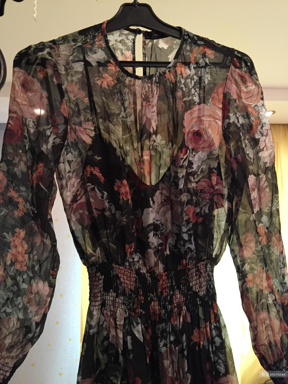 Платье  ZARA , размер XS