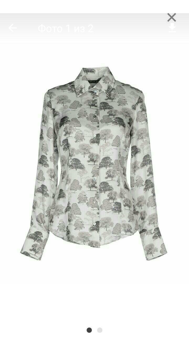 Блузка Brian Dales размер S, XS