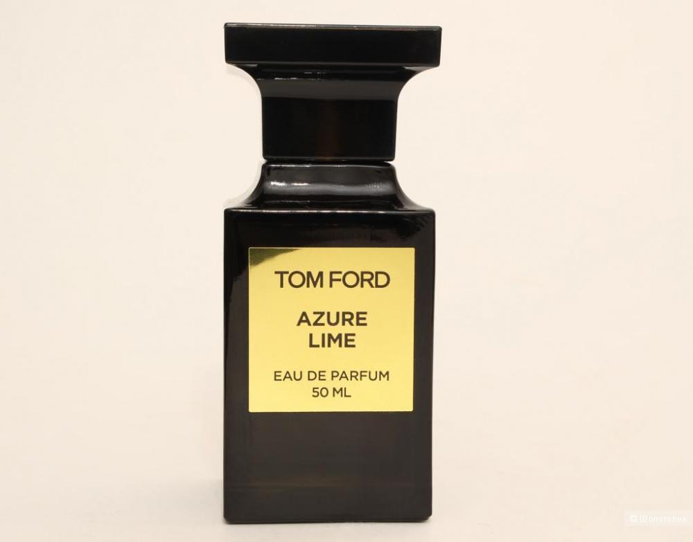 Tom Ford, Azure Lime.  EDP.   От 50мл.