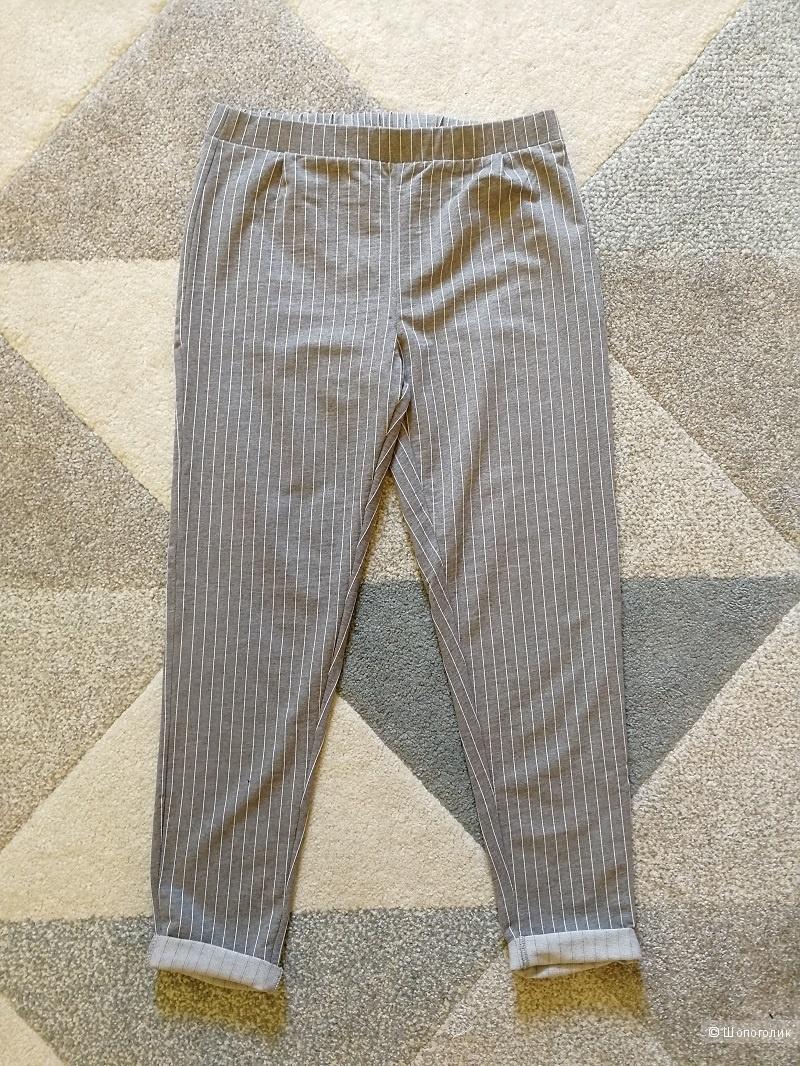 Летние брюки, Pull and Bear, размер XL, подойдет на L