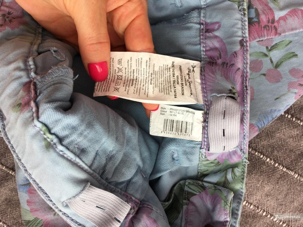 Шорты Pepe Jeans London, размер 14лет на 42-44