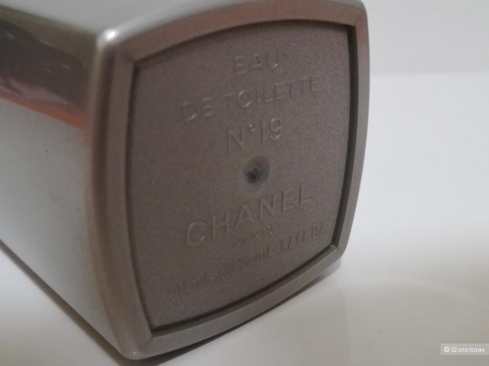 Полнообъемный флакон - Chanel N°19 Chanel 50 мл. винтаж.
