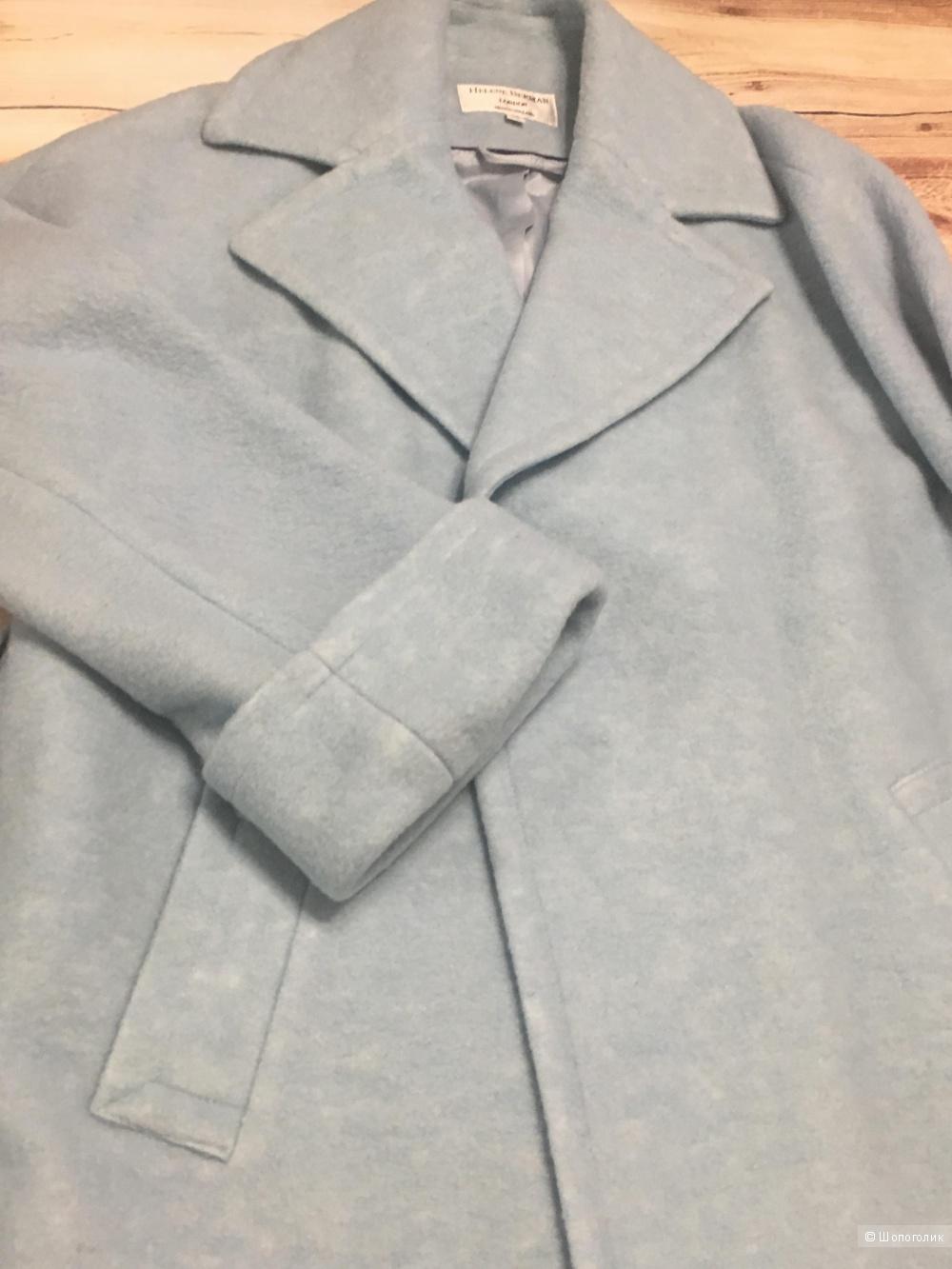 Шерстяное пальто Helene Berman. Размер 14UK, на рос. 48-50