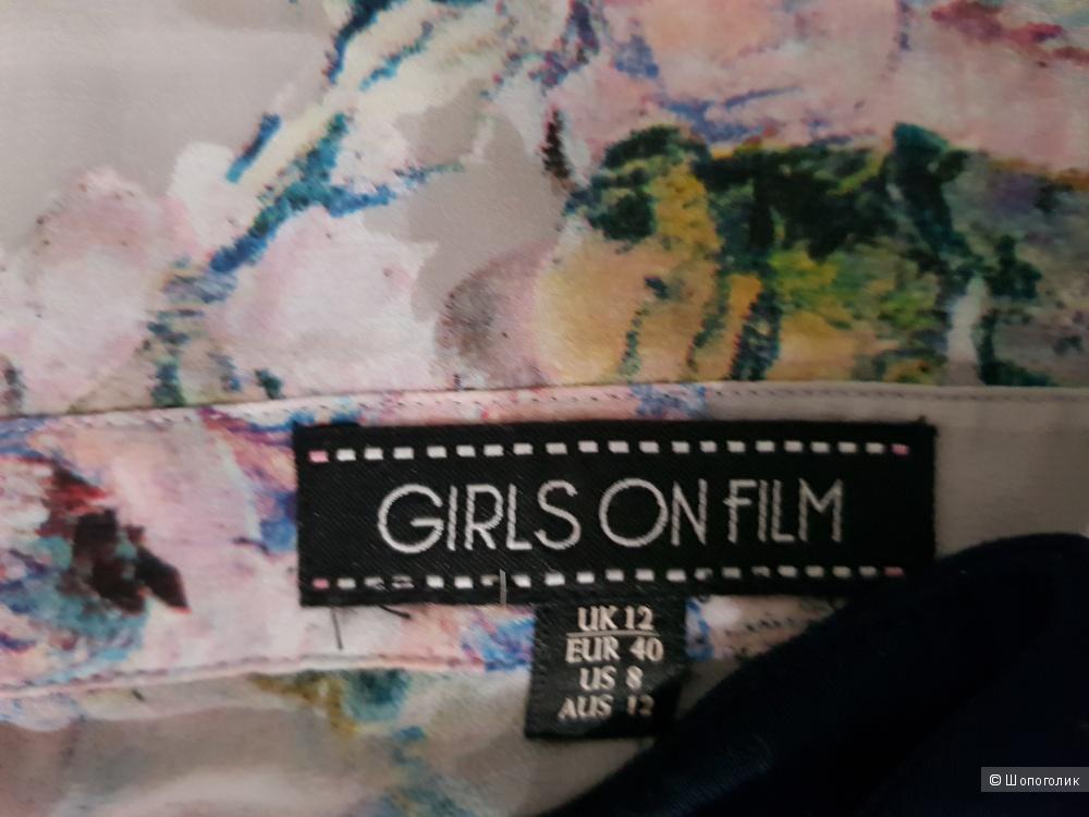 Girls On Film Рубашка 46-48