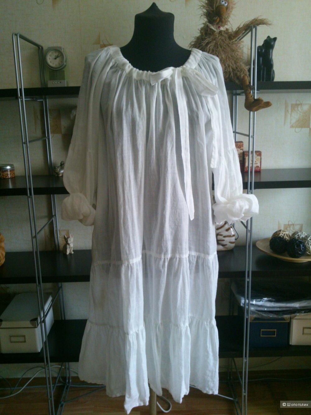 Платье COAST. Размер: 44 на бирке (на 46-48-50).
