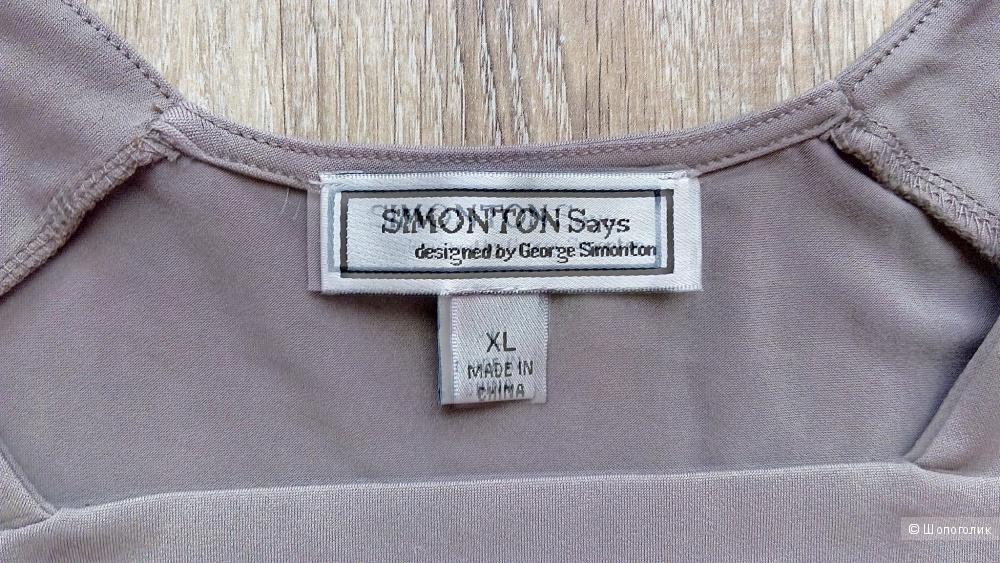 Блуза George Simonton, XXL, plus size