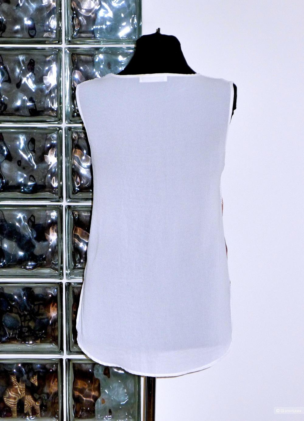Топ футболка  ZARA UNIQLO STRADIVARIUS  размер S