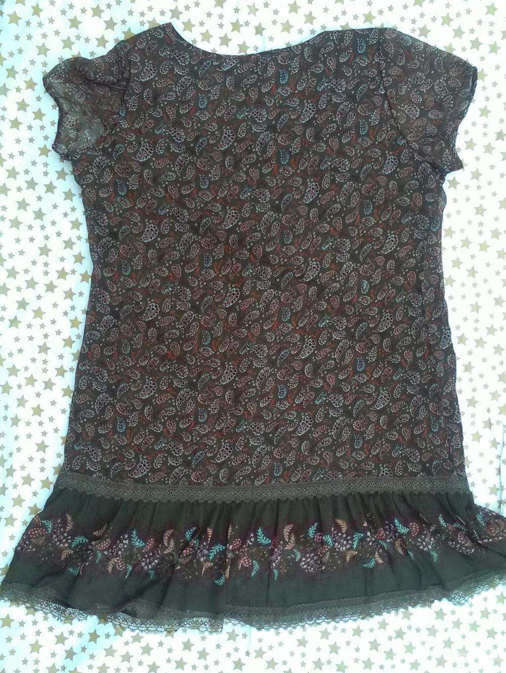 Платье туника 52-54 размер La redoute