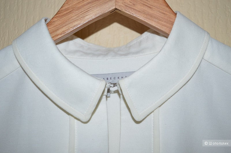 Блуза , VICTORIA BECKHAM , размер 46 ( диз.3 )