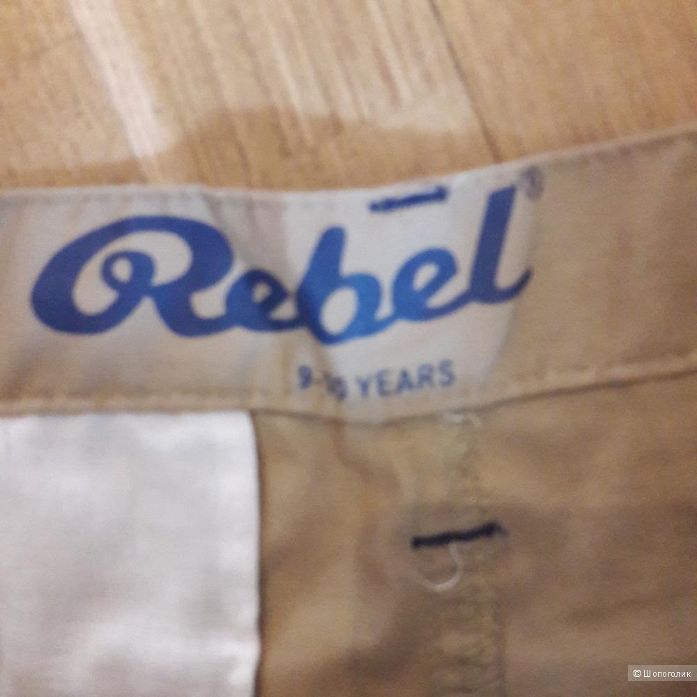 Шорты для мальчика Rebel 9-10  лет