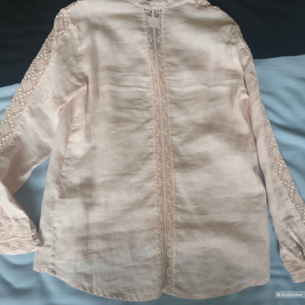 Рубашка Lino 120% 42it