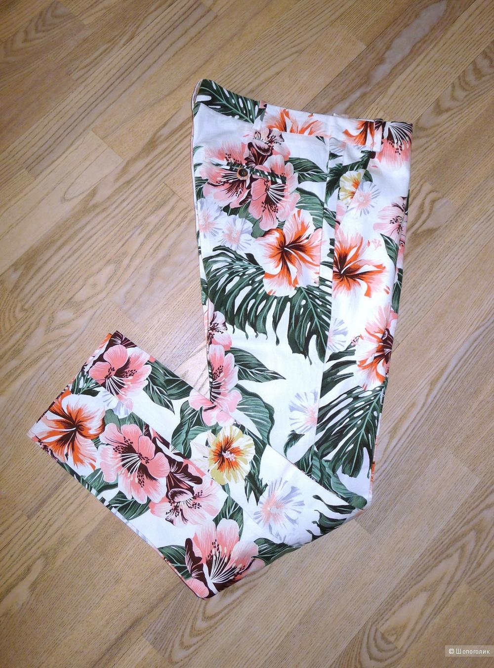 ZARA BASIC брюки размер 36