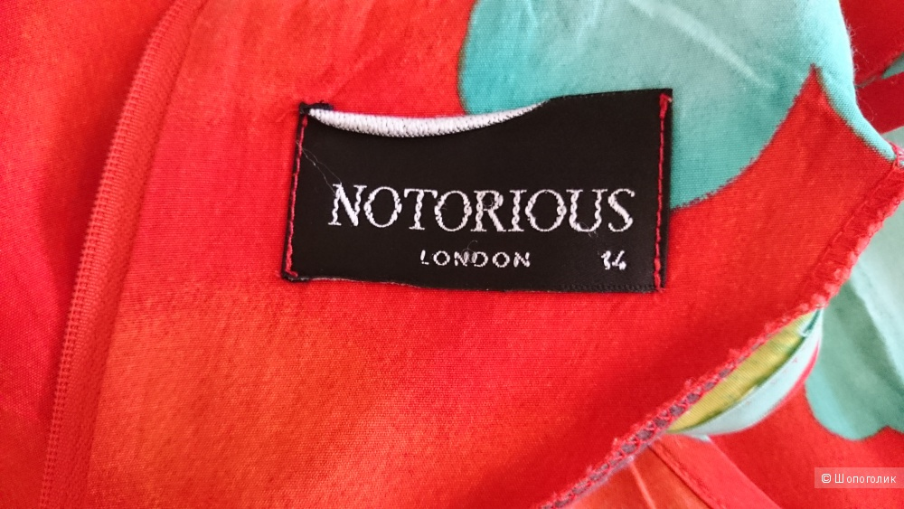 Платье Notorious 14 UK (46 рос)