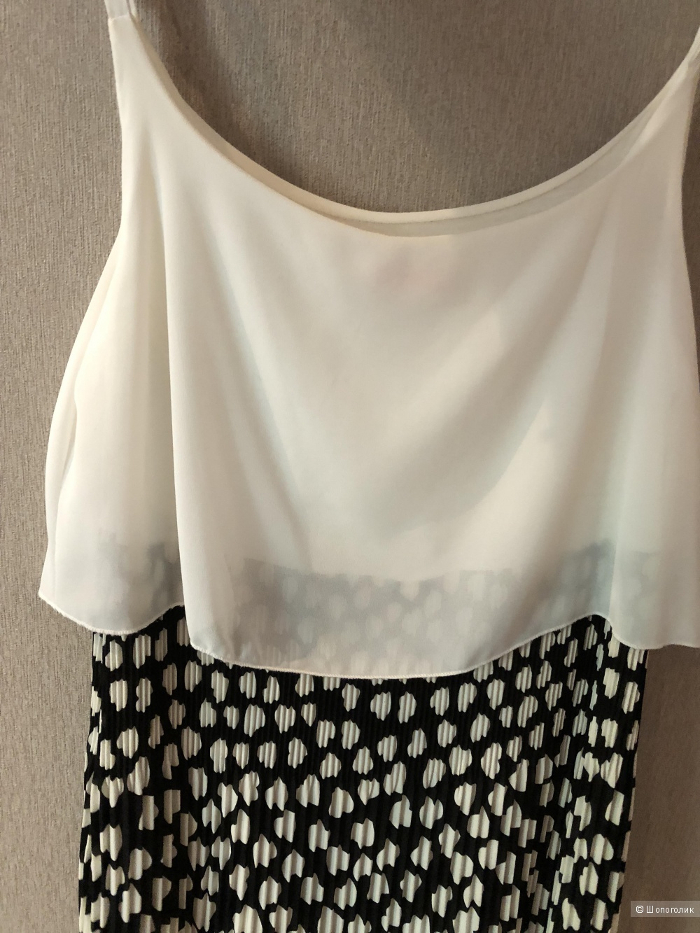 Платье S3SS, М