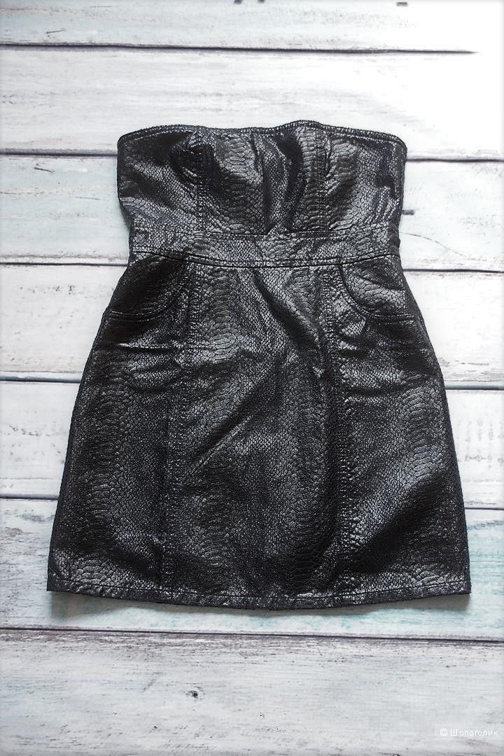 Платье-бандо Amisu 36 размер