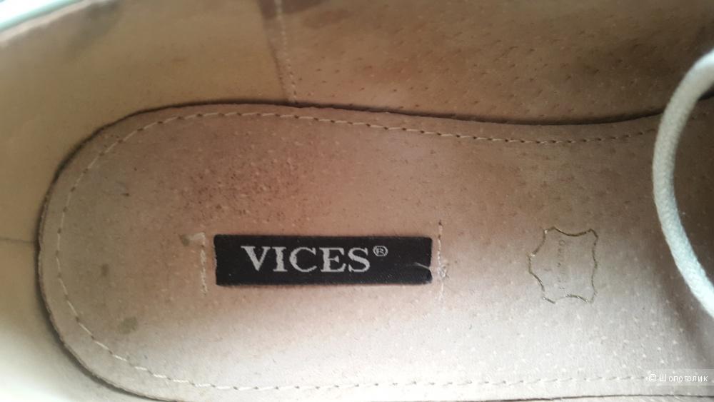 Ботинки  Vices 38 размер