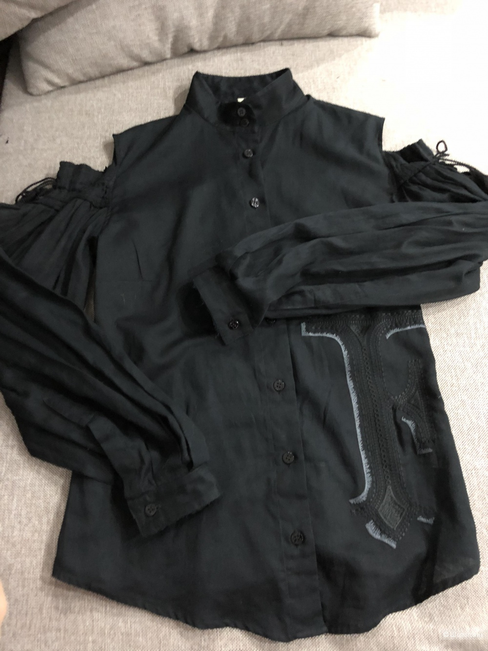 Рубашка Ferre. Размер 40 (s-m)