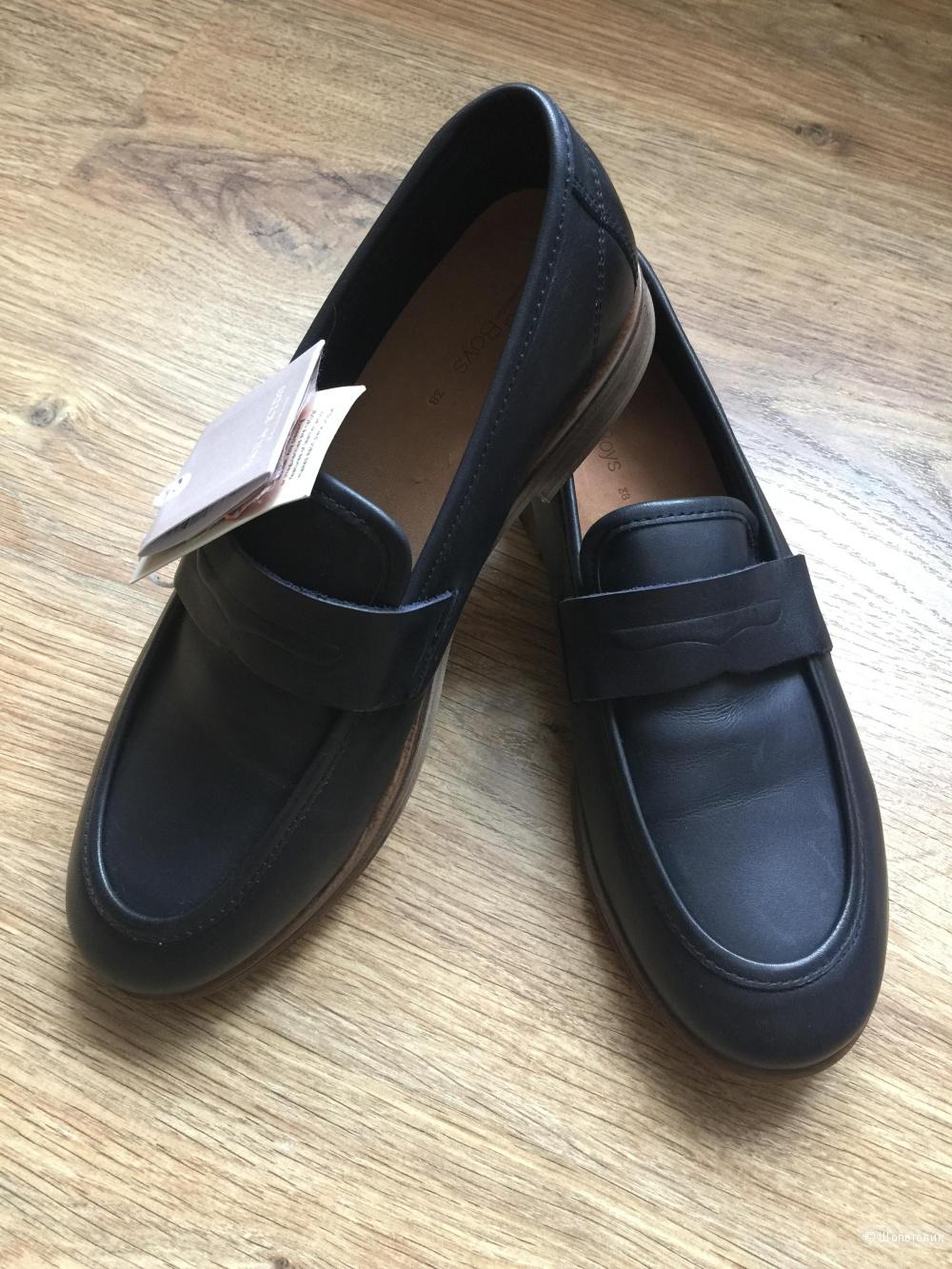 Туфли  Zara,  размер 38