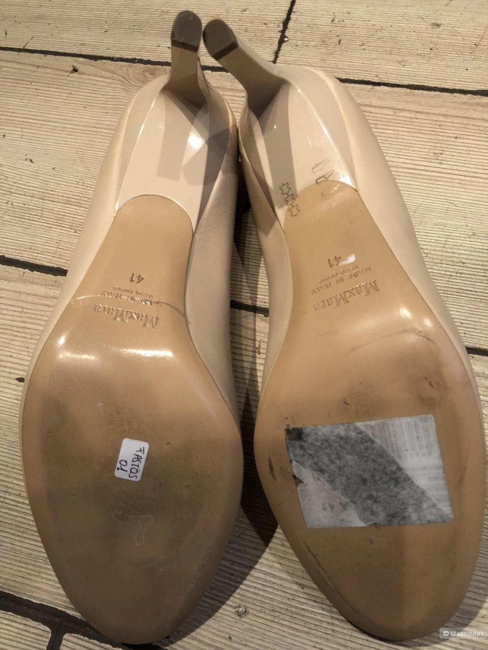 Туфли от Максмара , размер 41