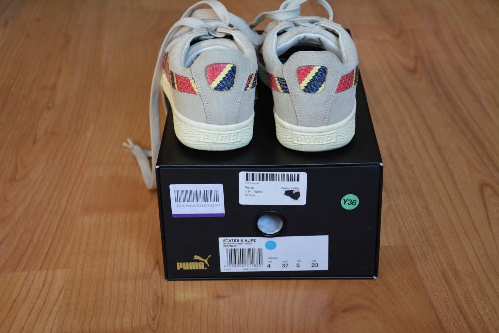 Кроссовки Puma, размер 36