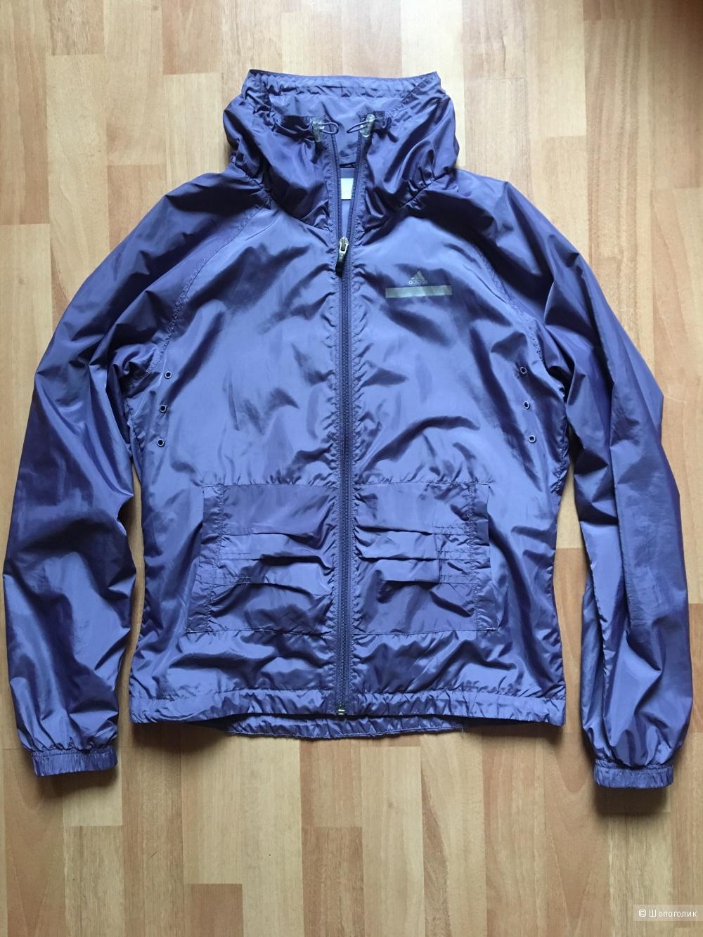 Ветровка Adidas Stella McCartney, размер 44-46.