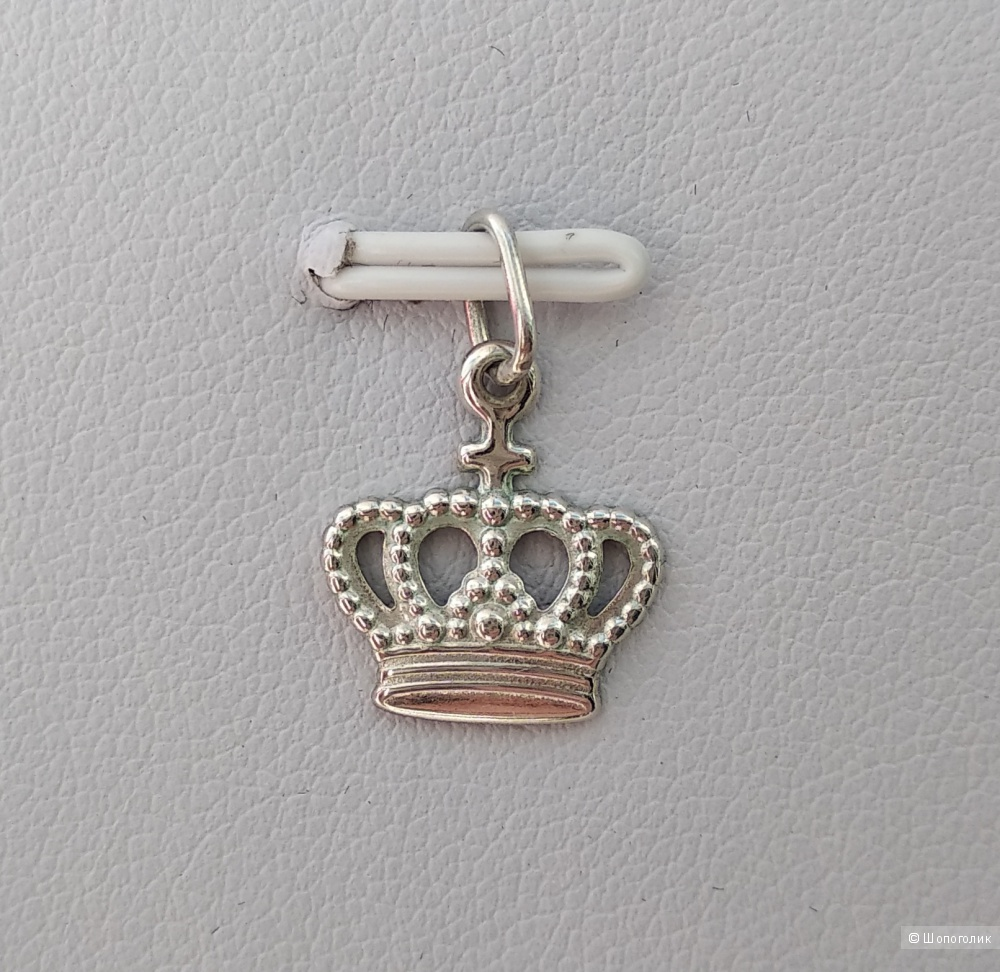 Комплект из 2х подвесок, серебро 925