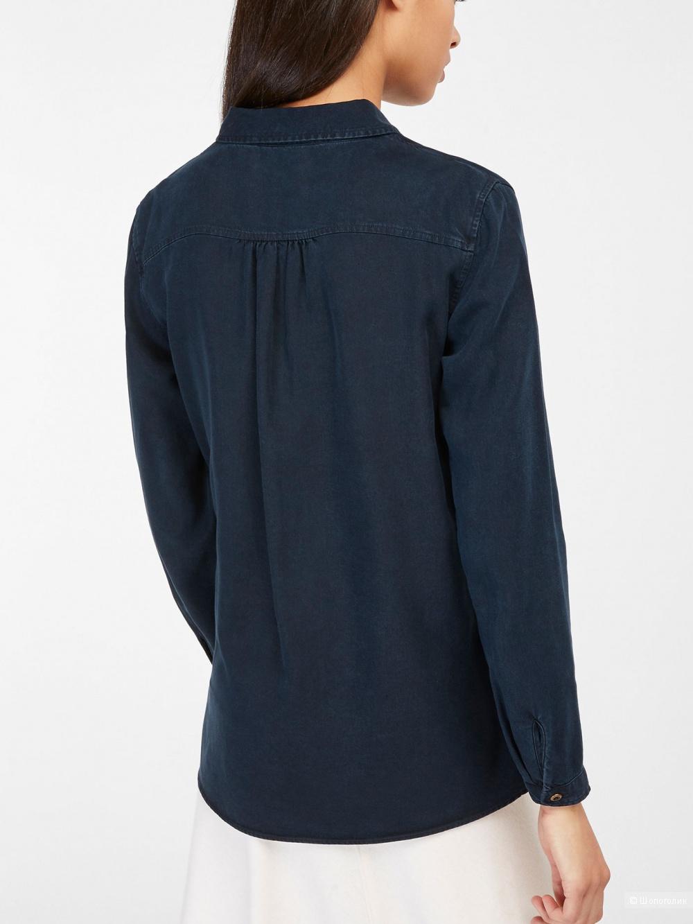 Massimo Dutti рубашка блузка размер 36